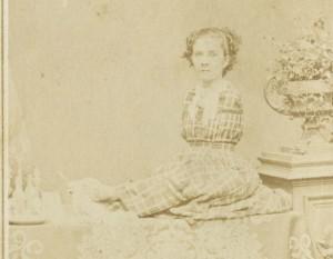 "Ann E. Leak: The Crocheting and Knitting ""Armless Wonder"""