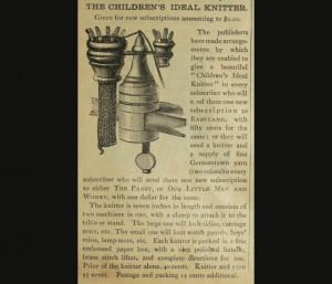 The Children's Ideal Knitter