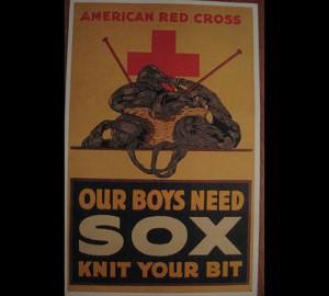 U.S. Knitting Propaganda – WWI