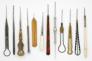 Dating Steel Crochet Needles and Hooks
