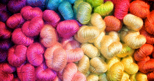 October 17th:  I Love Yarn Day