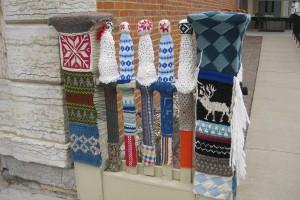 Norwegian Sweater Exhibit at Vesterheim